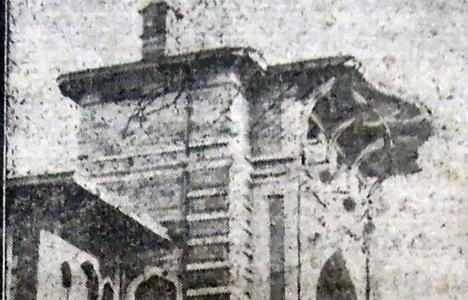 1929 yılında İstanbul'da