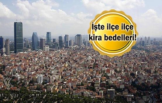 İstanbul'da ortalama kira