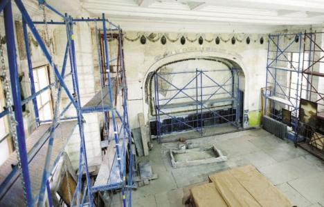 Casa Garibaldi'de restorasyon bu yıl tamamlanacak!