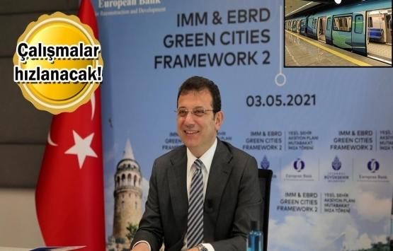 Ekrem İmamoğlu'ndan Beylikdüzü - İncirli Metro Hattı müjdesi!