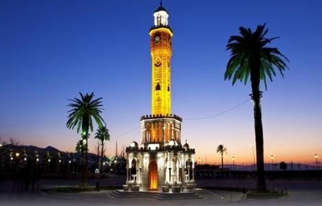 İzmir'deki turizm tesisi