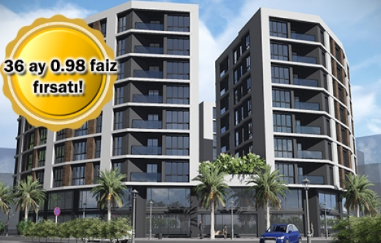 Ats Trio Park'ta 506 bin TL'den başlayan fiyatlarla! Yeni proje!