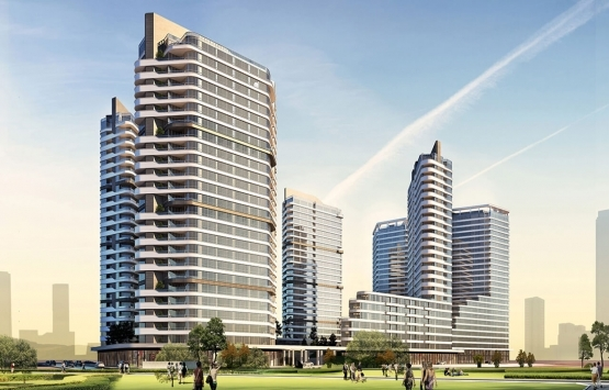 Evora İzmir'inB2-B3 bloklarının inşaat işi için sözleşme imzalandı!
