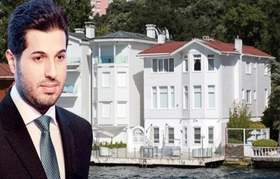 Rıza Sarraf'ın yalı davası ertelendi!