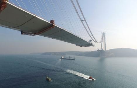 Danıştay'dan 3. Köprü kararı!