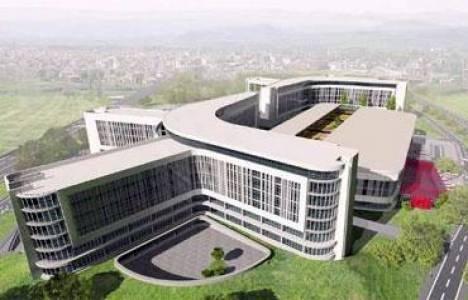 Toki 140 hastane inşaatını tamamladı!