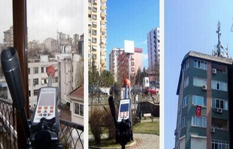 Kadıköy Belediyesi, baz istasyonlarına elekromanyetik ölçüm yapabilecek!