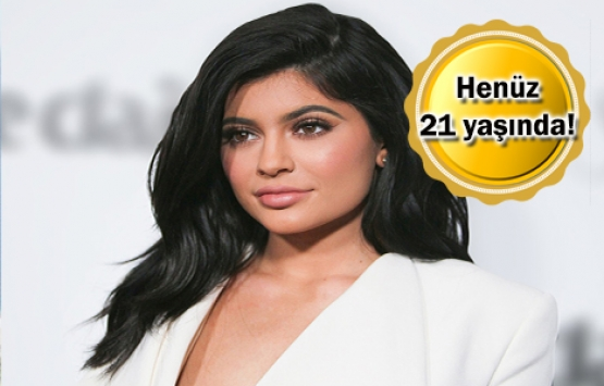 Kylie Jenner'in 50