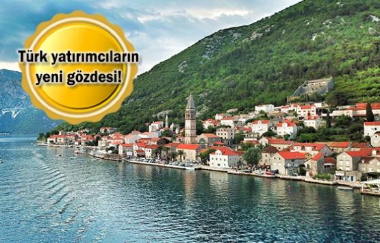 Türkler Karadağ'dan ev alıyor!