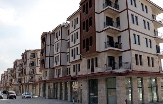 Elazığ'da 439 aile yeni evlerine kavuştu!