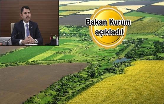 Hazineye ait tarım arazilerinden alınacak kiralar 6 ay ertelendi!