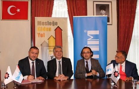 URTİM Türk inşaat sektörüne eleman yetiştirecek!
