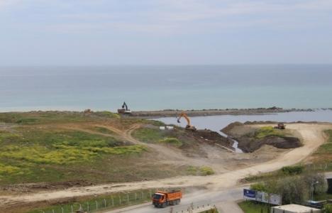 Karadeniz'in ilk golf