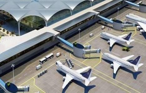 TAV havalimanında