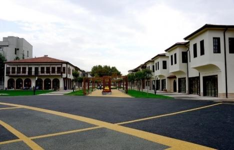 Malatya Sanat Adası'nın çevre düzenlemesi de tamam!