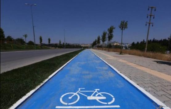 Bisiklet ve yürüyüş yolu projelerine finansal destek!