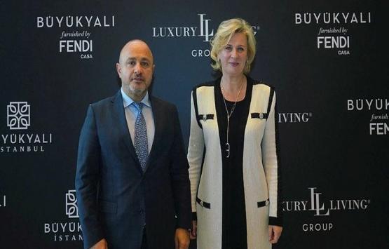 4.2 milyarlık Büyükyalı İstanbul'a Fendi imzası!
