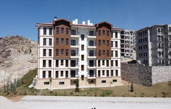 Malatya'nın depremden etkilenen bölgelerinin çehresi yeni konutlarla değişiyor!