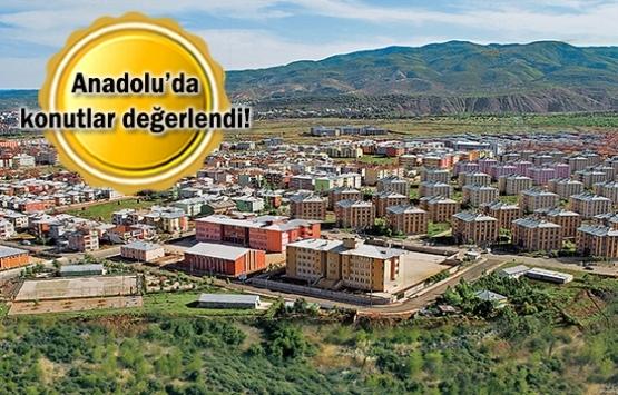 Konutta Anadolu şehirleri