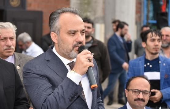 Bursa Soğanlı Merkez Cami açıldı!