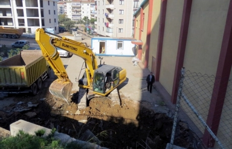 Mudanya Spor Salonu'na ek bina yapılıyor!