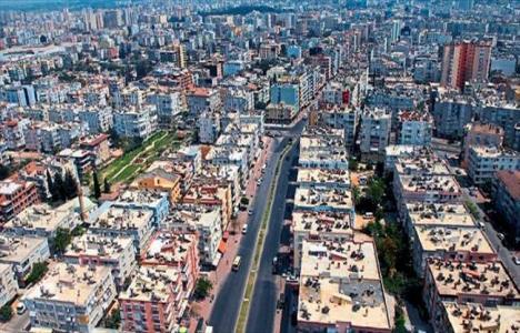 Antalya'da kentsel dönüşüm