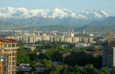 Bişkek'te inşaatlara ruhsat