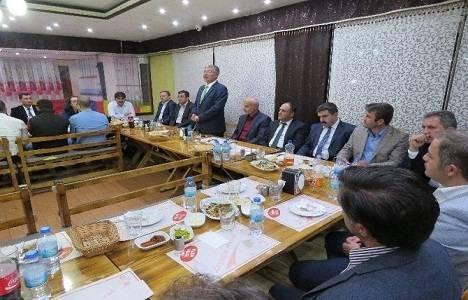 Konya'nın Beyşehir'de inşaat
