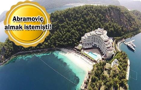 Angel's Peninsula Oteli 230 milyon Euro'dan satışa çıkarıldı!