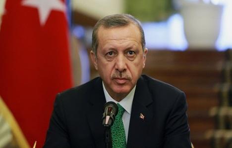 Cumhurbaşkanı Erdoğan: Zarar gören ilçeleri yeniden inşa edeceğiz!