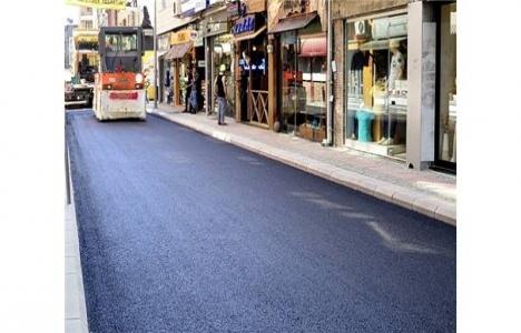 Eskişehir Tepebaşı'ndaki Nayman Sokak yenilendi!