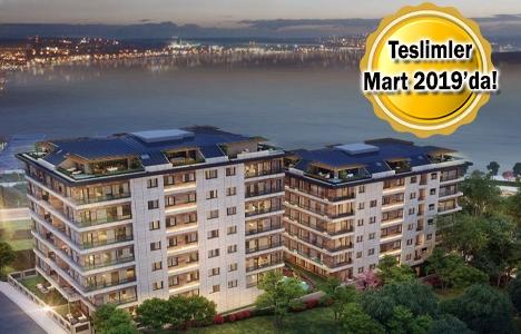 Marin Pendik'te 950 bin TL'ye 3+1! Yeni Proje!