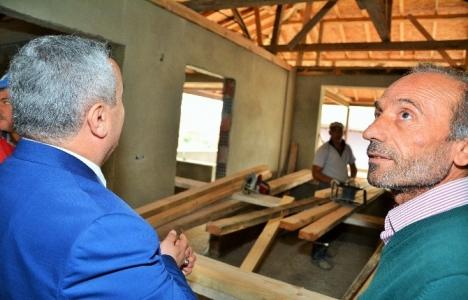Kocaeli Körfez Sevindikli köyüne imamevi yapıyor!