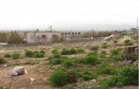 Niğde Sazlıca'daki tarım arazileri satıldı!