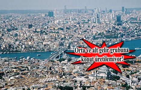 İstanbul'da yüksek arsa ücretleri konut fiyatlarını artırıyor!