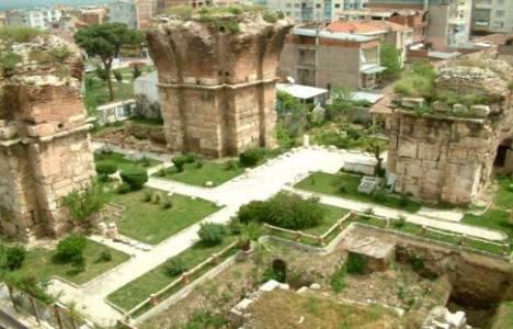 Arkeolojik sit alanı