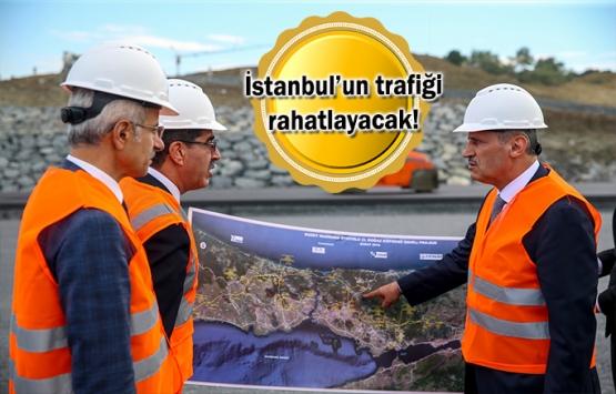 Kuzey Marmara Otoyolu'nun