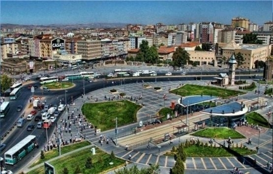 Kayseri'de 83,1 milyon