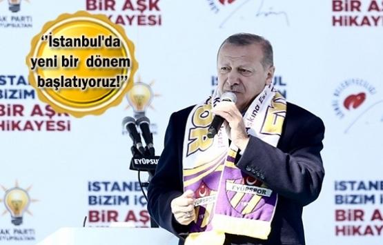 Cumhurbaşkanı Erdoğan: Kanal