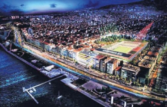 Karşıyaka Stadı yeniden
