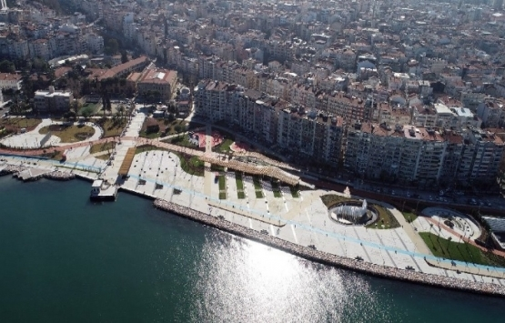 İzmir 15 Temmuz Demokrasi Şehitleri Meydanı açılıyor!