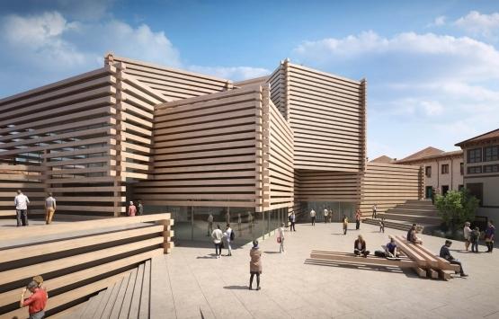 OMM-Odunpazarı Modern Müze 7 Eylül'de açılacak!