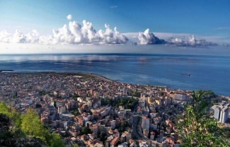 Trabzon'da 3.1 milyon