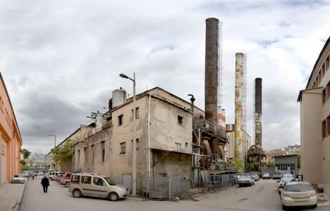 Ankara Havagazı Fabrikası'nın yıkımında son durum!