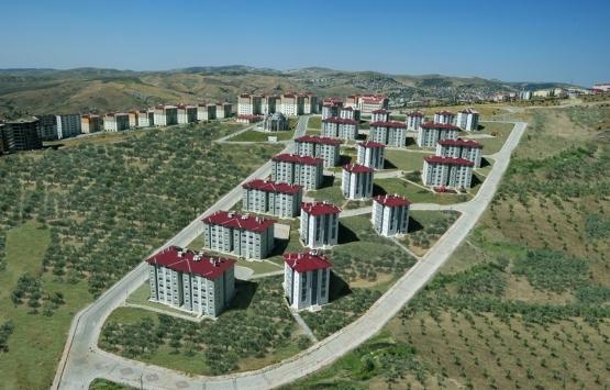 TOKİ Yozgat Evleri'nin inşaatı hızlandı!