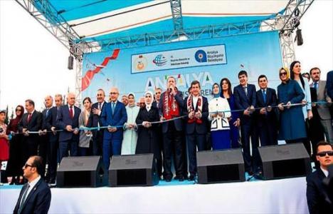Antalya'da 41 yeni