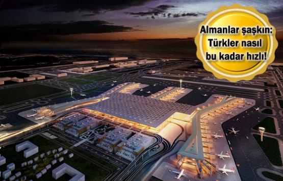3. havalimanı Almanya'da yeniden gündemde!
