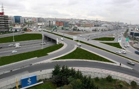 İstanbul Muhtelif Yol-Kavşak Projeleri hizmet alımı işi ihale edilecek!