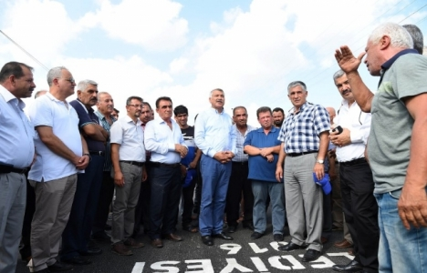 Seyhan Belediyesi'nden asfalt