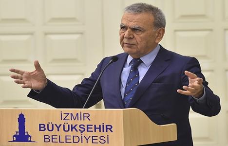 İzmir Büyükşehir Belediyesi'nin dönüşüm projeleri tanıtıldı!